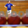 Kyle Bursaw – kbursaw@shawmedia.com<br /> <br /> Hinckley-Big Rock coach Greg Burks instructs his players at practice on Wednesday, Oct. 31, 2012.