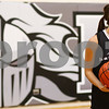 Kyle Bursaw – kbursaw@shawmedia.com<br /> <br /> Kaneland's Emma Bradford waits for her turn in a drill during practice at Kaneland High School on Tuesday, Oct. 30, 2012.
