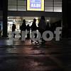 Kyle Bursaw – kbursaw@shawmedia.com<br /> <br /> The line of shoppers for Target continues winds around Aldi in DeKalb, Ill. on Thursday, Nov. 22, 2012.