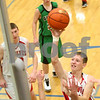 Kyle Bursaw – kbursaw@shawmedia.com<br /> <br /> Indian Creek guard Tyler Reynolds puts up a basket in the third quarter. Indian Creek defeated Alden-Hebron 61-30 in the Warrior Thanksgiving Basketball Classic at Westminster Christian High School in Elgin, Ill. on Tuesday, Nov. 20, 2012.