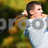 Kyle Bursaw – kbursaw@shawmedia.com<br /> <br /> Sycamore's Curt Buzzard watches his drive on the fourth hole at Sycamore Golf Course on Tuesday, Oct. 2, 2012.