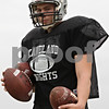 Rob Winner – rwinner@shawmedia.com<br /> <br /> Kaneland kicker Matt Rodriguez during practice in Maple Park Wednesday, Oct. 3, 2012.