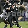 Rob Winner – rwinner@shawmedia.com<br /> <br /> Sycamore running back Austin Culton (1) carries the ball during the first quarter in Sycamore Friday, Oct. 5, 2012.