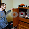 Jeff Engelhardt – jengelhardt@shawmedia.com<br /> Jose Sifuentes shows off a dresser he received from Love INC, which has provided him with 10 pieces of furniture in the last year. Sifuentes said Love INC has been crucial in his road back from homelessness.