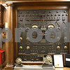 Kyle Bursaw – kbursaw@shawmedia.com<br /> <br /> The DeKalb Fire Department's original alarm station that used to be in station one when it was located on North Fourth Street, now sits in the lower level of their current station on the corner of Seventh and Pine streets.<br /> <br /> Photographed on Monday, Oct. 15, 2012.