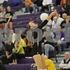 Rob Winner – rwinner@shawmedia.com<br /> <br /> Sycamore's Ratasha Garbes (4) bumps a ball over the net during the first game of the Class 3A Hampshire Regional final on Thursday, Oct. 25, 2012. Kaneland defeated Sycamore, 25-19 and 25-23.