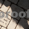Kyle Bursaw – kbursaw@shawmedia.com<br /> <br /> A brick commemorates the first Sandwich Fair in 1888, the fair is in its 125th year.<br /> <br /> photographed on Wednesday, Sept. 5, 2012.