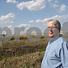 Rob Winner – rwinner@shawmedia.com<br /> <br /> Dan Kenney, coordinator of Stop The DeKalb Co. Mega-Dump, stands near a corn field just south of the DeKalb County Landfill in Cortland on Tuesday, Sept. 4, 2012.<br /> <br /> **Feel free to throw some text in the photograph if you'd like. -Rob**