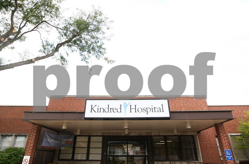 Kyle Bursaw – kbursaw@shawmedia.com<br /> <br /> Kindred Hospital in Sycamore, Ill. on Wednesday, Sept. 5, 2012.