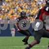 Rob Winner – rwinner@shawmedia.com<br /> <br /> Northern Illinois running back Leighton Settle (23) carries the ball for a 4-yard gain during the first quarter at Soldier Field in Chicago, Ill., Saturday, Sept. 1, 2012. Iowa defeated NIU, 18-17.