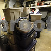 Kyle Bursaw – kbursaw@shawmedia.com<br /> <br /> A mechanical room in the DeKalb County Jail is being used for storage as the jail has run out of space in other areas. <br /> <br /> Taken Tuesday, Aug. 28, 2012.