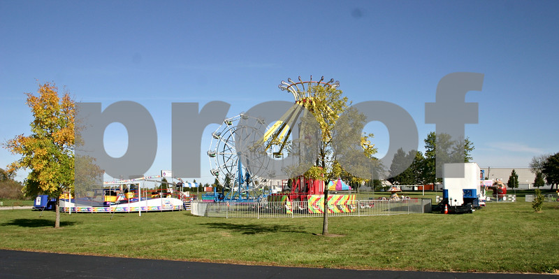 Jeff Engelhardt – jengelhardt@shawmedia.com<br /> Carnival rides and games await community members at the 10th annual St. Mary September Fest, which will start at 5 p.m. Friday outside St. Mary School on Gurler Road.