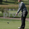 Rob Winner – rwinner@shawmedia.com<br /> <br /> Austin Scott, of Hinckley-Big Rock, reacts after missing his putt on the sixth hole at Whitetail Ridge in Yorkville during a Little Ten Conference meet Wednesday afternoon.
