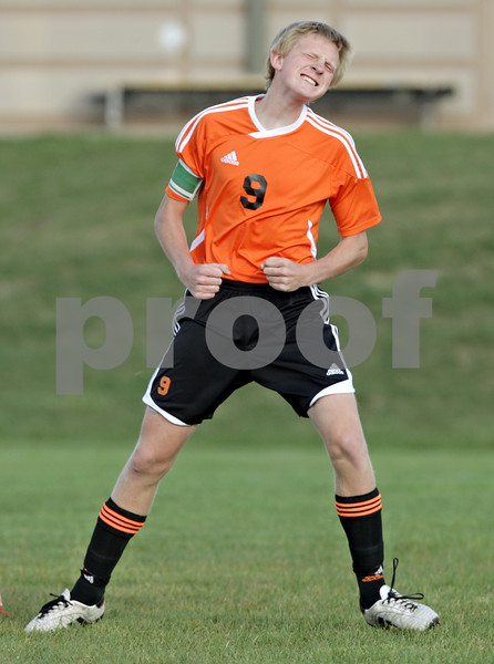 Soccer - DeKalb 4, Sycamore 0