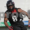 Rob Winner – rwinner@shawmedia.com<br /> <br /> Northern Illinois linebacker Ladell Fleming participates in a drill during practice at Huskie Stadium in DeKalb, Ill., Friday, March 29, 2013.