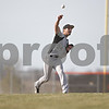Rob Winner – rwinner@shawmedia.com<br /> <br /> Sycamore third baseman Mitchell Jordan throws to first base for an out after fielding a ground ball during the bottom of the third inning in DeKalb, Ill., Monday, April 22, 2013. Sycamore defeated DeKalb, 4-2.
