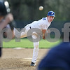 Monica Maschak - mmaschak@shawmedia.com<br /> Hinckley-Big Rock pitcher Dutch Schneeman throws a pitch in the fourth inning of a ball game between Hiawatha and Hinckley-Big Rock on Wednesday, May 1, 2013. The Royals beat the Hawks 5-4.