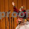 "Erik Anderson - For Shaw Media<br /> <br /> A dancer performs during the Balinese Dance and Gamelan performance during the ""World Music Concert, A Musical Encounter"" at the Northern Illinois University Music Building on Sunday, April 14, 2013."