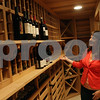 Rob Winner – rwinner@shawmedia.com<br /> <br /> Realtor Jocelyn Kerbel shows a wine cellar at a home for sale in Genoa listed at $749, 900 on Monday, July 29, 2013.