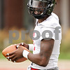 Rob Winner – rwinner@shawmedia.com<br /> <br /> Safety Dechane Durante during the first practice of the season at Northern Illinois University in DeKalb, Ill., Monday, Aug. 5, 2013.