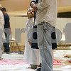 Rob Winner – rwinner@shawmedia.com<br /> <br /> A boy participates in the observance of Eid al-Fitr marking the end of Ramadan with members of the Islamic Society of Northern Illinois University inside the Duke Ellingtion Ballroom on the campus of NIU in DeKalb, Ill., Thursday, Aug. 8, 2013.