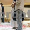 Rob Winner – rwinner@shawmedia.com<br /> <br /> A boy participates in the observance of Eid al-Fitr marking the end of Ramadan with members of the Islamic Society of Northern Illinois University inside the Duke Ellingtion Ballroom on the campus of NIU in DeKalb, Ill., Thursday, Aug. 8, 2013.