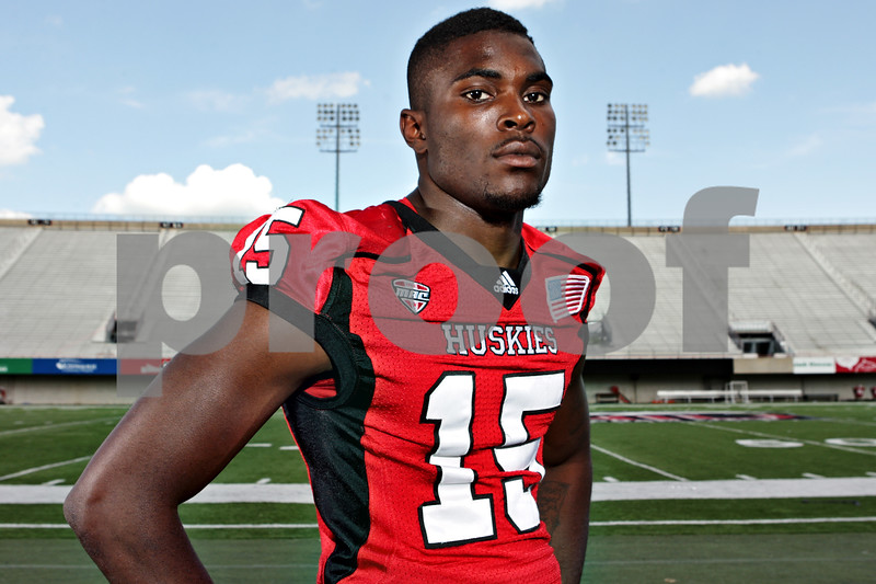 Rob Winner – rwinner@shawmedia.com<br /> <br /> Jimmie Ward<br /> NIU Football tab<br /> <br /> Wednesday, Aug. 7, 2013<br /> DeKalb, Ill.