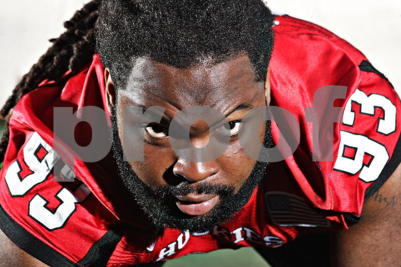 Rob Winner – rwinner@shawmedia.com<br /> <br /> Ken Bishop<br /> NIU Football tab<br /> <br /> Wednesday, Aug. 7, 2013<br /> DeKalb, Ill.