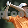 Rob Winner – rwinner@shawmedia.com<br /> <br /> DeKalb's Jacob Cook tees off on the first hole at Kishwaukee Country Club in DeKalb on Monday, Aug. 26, 2013.