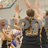 Rob Winner – rwinner@shawmedia.com<br /> <br /> Hinckley-Big Rock's Karrigan Cowan looks to pass while being surrounded by Marquette defenders during the first quarter in Hinckley on Monday, December 2, 2013.