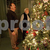 Monica Maschak - mmaschak@shawmedia.com<br /> Linda and Brad Pietens, of DeKalb, enjoy the splendor of decorations at Ellwood House on Wednesday, December 4, 2013.