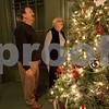 Monica Maschak - mmaschak@shawmedia.com<br /> Linda and Brad Pietens, of DeKalb, enjoy the splendor of decorations at Ellwood House on Wednesday, December 4, 2013.
