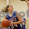 Rob Winner – rwinner@shawmedia.com<br /> <br /> Hinckley-Big Rock's Anne Klein looks to the basket before attempting a shot during the second quarter in Kirkland, Ill., Monday, Dec. 9, 2013.