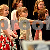 "Monica Maschak - mmaschak@shawmedia.com<br /> Mrs. Foster's second grade class performs ""Marshmallow World"" during Waterman Elementary School's winter music program at Indian Creek High School on Tuesday, December 17, 2013."