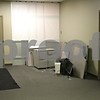 Rob Winner – rwinner@shawmedia.com<br /> <br /> The reception area of the former DeKalb Police Station is seen inside the DeKalb Municipal Building on Monday, Dec. 16, 2013.