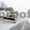 Rob Winner – rwinner@shawmedia.com<br /> <br /> A plow truck removes snow from Somonauk Road near Courtland, Ill., Tuesday, Dec. 31, 2013.<br /> <br /> ***Do not run this for Thursday. I'd like it saved for the drifting snow story to run on Saturday. Besides, it was shot on Tuesday. -Rob***