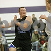 Rob Winner – rwinner@shawmedia.com<br /> <br /> Hinckley-Big Rock's Jason Bohannon (left) tries to save a ball during the first half of a tournament game against Indian Creek at the Plano Christmas Classic on Monday, December 30, 2013. IC defeated H-BR, 61-37.