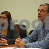 Jackie DiNatale, coordinator of outreach and finance for Kishwaukee United Way, and Dave Leifhert, AARP county coordinator, take questions on this year's Volunteer Income Tax Assistance (VITA) sites. Until April 13, residents that meet a certain income level can get free tax preparation help.