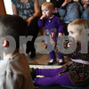 "Kyle Bursaw – kbursaw@shawmedia.com<br /> <br /> Josie Walter, 3, gestures along with the song ""Skinamarinkidinkidink"" being led by DeKalb Public Library employee Marti Brown (not pictured) during Panera Story Time at Panera Bread in DeKalb, Ill. on Monday, Feb. 11, 2013. The story time happens on the second and fourth Monday of every month and parents can register at the DeKalb Public Library website at  <a href=""http://www.dkpl.org"">http://www.dkpl.org</a>"