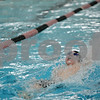 Rob Winner – rwinner@shawmedia.com<br /> <br /> DeKalb-Sycamore co-op swimmer Daniel Hein competes in the 100 backstroke during the St. Charles East Sectional on Saturday, Feb. 16, 2013. Hein finished second with a time of 51.77.