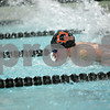 Rob Winner – rwinner@shawmedia.com<br /> <br /> DeKalb-Sycamore co-op swimmer Daniel Hein competes in the 100 butterfly during the St. Charles East Sectional on Saturday, Feb. 16, 2013. Hein finished first with a time of 49.70.