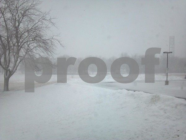 Reader submitted snow photos