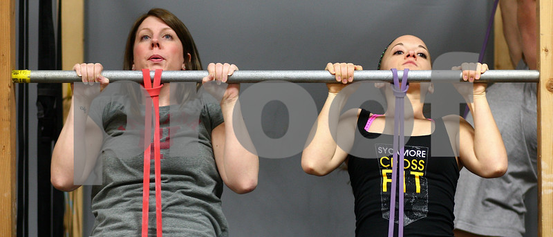 Sycamore CrossFit workout