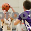Rob Winner – rwinner@shawmedia.com<br /> <br /> Sycamore's Kyle Buzzard (22) puts up a shot in the first quarter during the Class 3A Burlington Central Regional semifinals in Burlington, Ill., Wednesday, Feb. 27, 2013.
