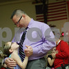 "Rob Winner – rwinner@shawmedia.com<br /> <br /> Kylie Eskew, 8, dances with her father, Chris Eskew, to Elvis Presley's ""Can't Help Falling in Love,"" during the Genoa Park District's 22nd annual Daddy-Daughter Dance at Genoa-Kingston Middle School on Saturday, Feb. 9, 2013."