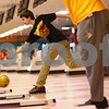 Kyle Bursaw – kbursaw@shawmedia.com<br /> <br /> Will Todtz rolls at Mardi Gras Lanes during practice for the DeKalb bowling team on Monday, Jan. 14, 2013.