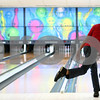Kyle Bursaw – kbursaw@shawmedia.com<br /> <br /> Sycamore bowler Kyle Bonnell rolls during practice at 4 Seasons Sports on Tuesday, Jan. 22, 2013. Bonnell was the only Sycamore bowler to qualify for state.