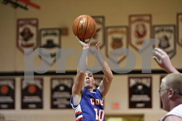 Genoa-Kingston vs. Indian Creek Basketball