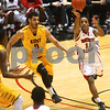 Kyle Bursaw – kbursaw@shawmedia.com<br /> <br /> Northern Illinois guard Daveon Balls (11) fires off a pass during the first half of the game against Kent State at the Convocation Center in DeKalb, Ill. on Wednesday, Jan. 30, 2013.