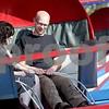 Monica Maschak - mmaschak@shawmedia.com<br /> Lexie Lannom and boyfriend Joshua Kunke, of Rockford, ride the Tilt-a-Whirl at the Kirkland Festival on Independence day. The festival runs through Sunday, July 7.